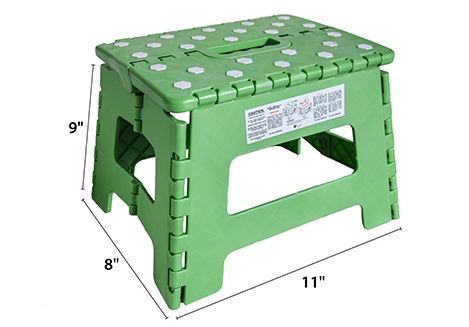 Orgalif Heavy Duty Folding Step Stool with Anti Slip Dots u0026 Strong Support Step Ladder for Adults and Kids (Green)  sc 1 st  Orgalif® & Orgalif® islam-shia.org